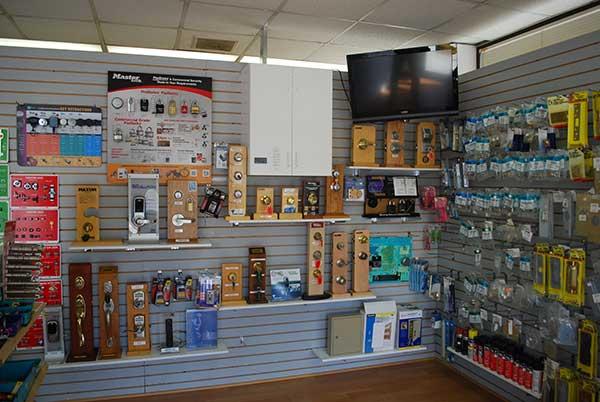KEY DISPLAY BOARD Hardware//Locksmith Showroom